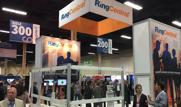 The Channel Partners Expo Hall: RingCentral