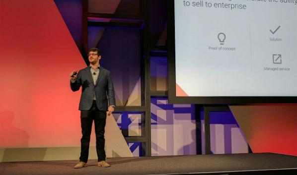 Google Cloud Next '17: Partners