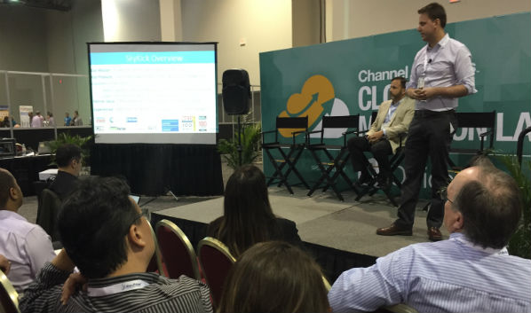 Channel Partners Expo Hall: Microsoft Cloud Migration Lab