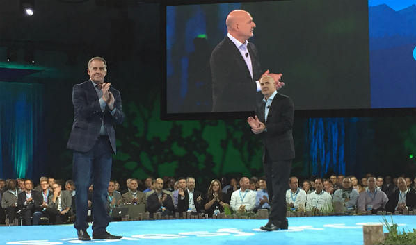 Dreamforce '16: Partner Growth