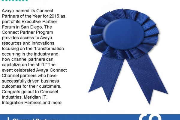 Top Partners: Avaya
