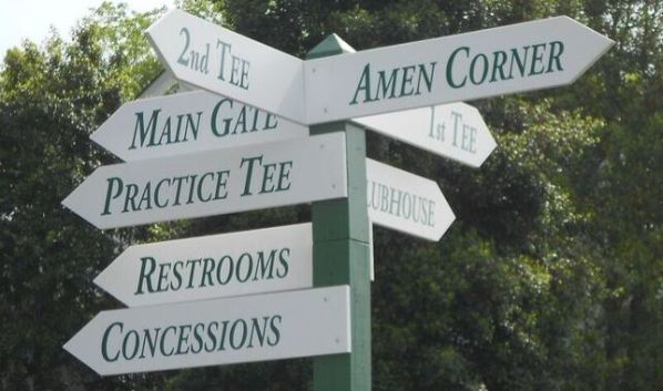 TWC at The Masters: Amen Corner