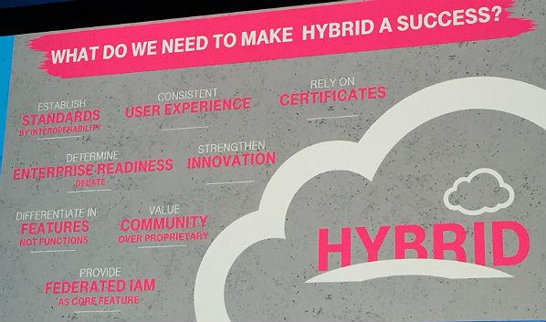 OpenStack Summit: Future = Multi-Cloud or Hybrid?