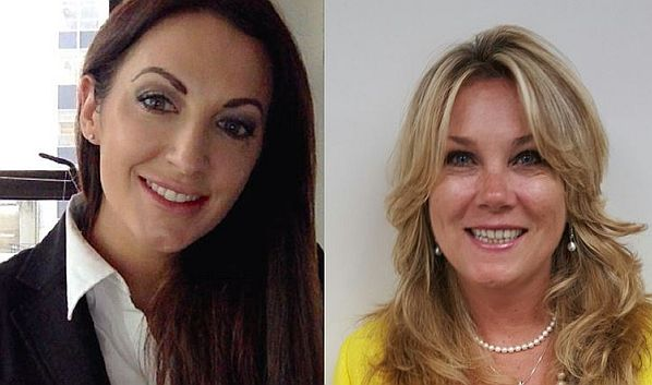 Channel People on the Move: OnSIP's Nicole Hayward and Helene Kidary