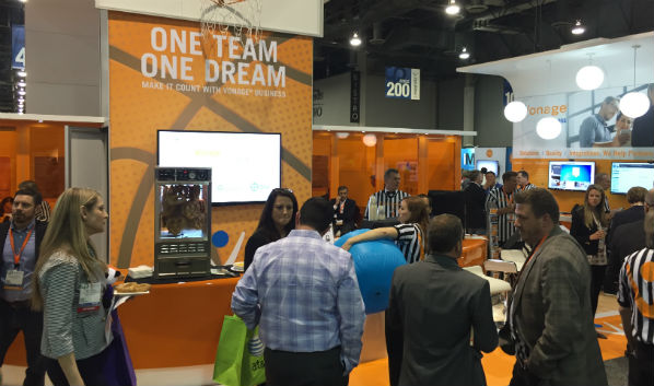 Channel Partners Expo Hall: Vonage