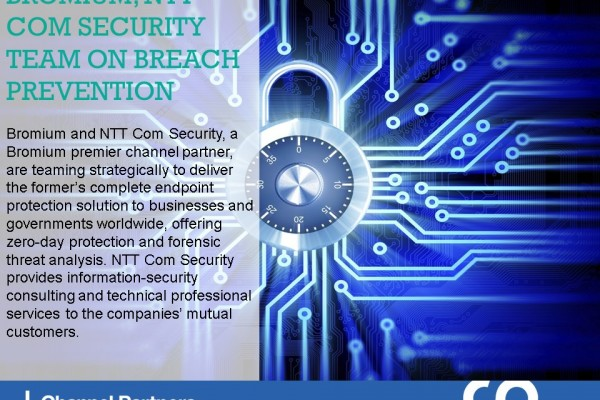 New Products and Services: Bromium-NTT Com Security