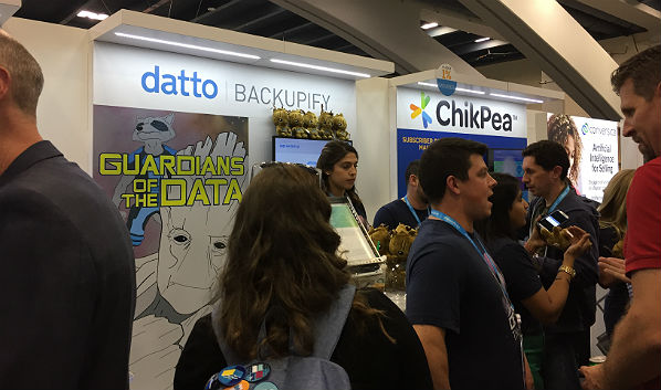 Dreamforce '16: Datto