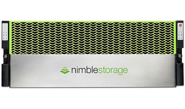New Services: Nimble Storage