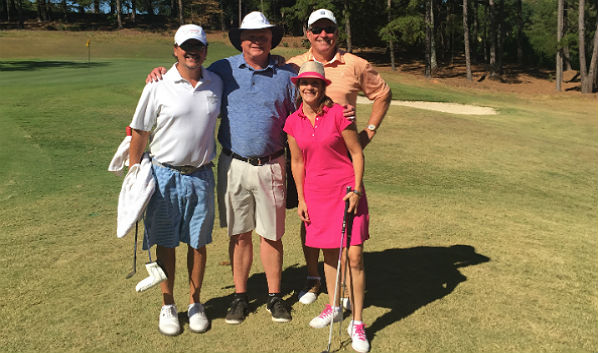 ScanSource 1COMM on the Road: Friendly Day at the Links