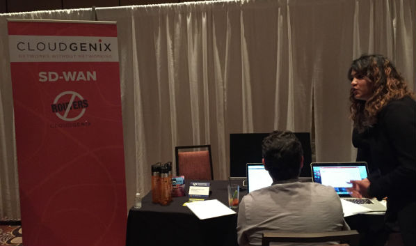 BCM One Technology Lounge: CloudGenix