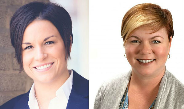 People on the Move: Telarus' Nicole Beck and Lisa Benton