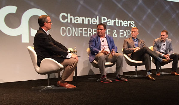 On Stage at Channel Partners: Lessons from CP360° Winners