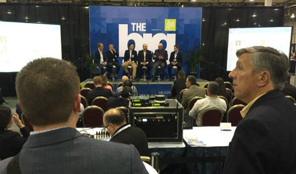 Channel Partners Expo Hall: The BIG Stage Sponsored by Jive