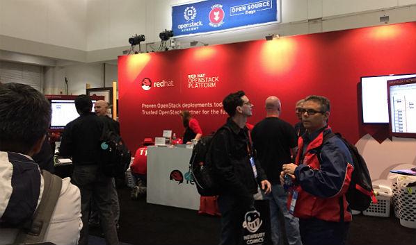 OpenStack Summit: Red Hat