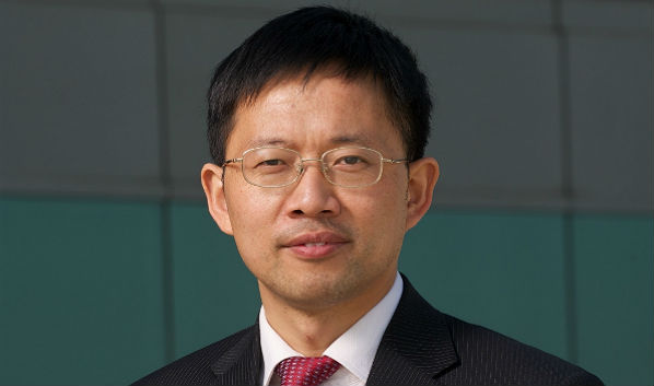 Channel People on the Move: Huawei's David He