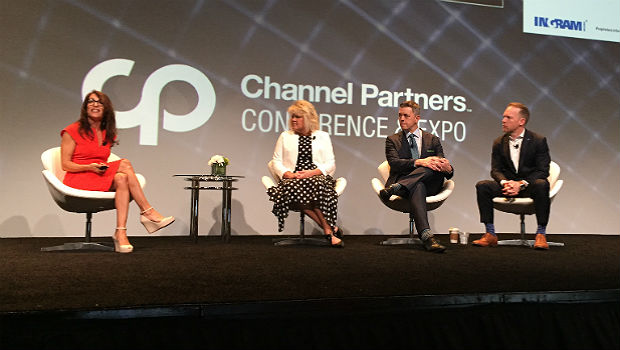 Talent Shortage panel at CP Expo