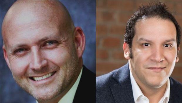 People on the Move: Netsurion's Mike Cornwell and Rene Gonzalez