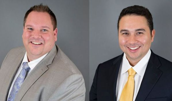Channel People on the Move: Resilient Systems' Jerry Hill and Fernando Oliveira