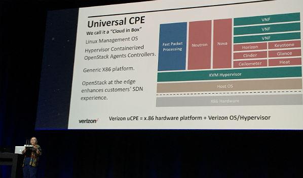 OpenStack Summit: Verizon