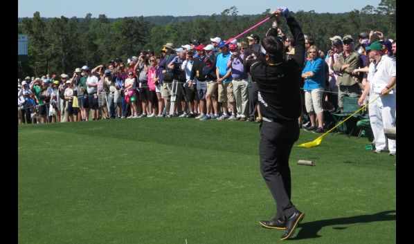 TWC at The Masters: Bubba Watson