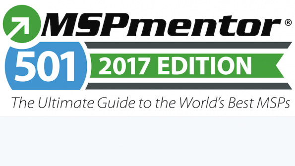 Welcome to the 2017 MSPmentor 501