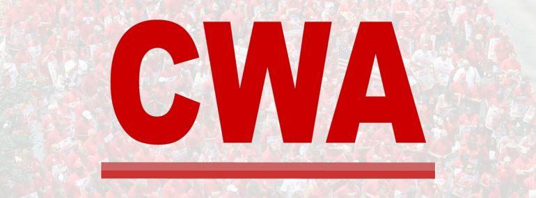 CWA Union logo