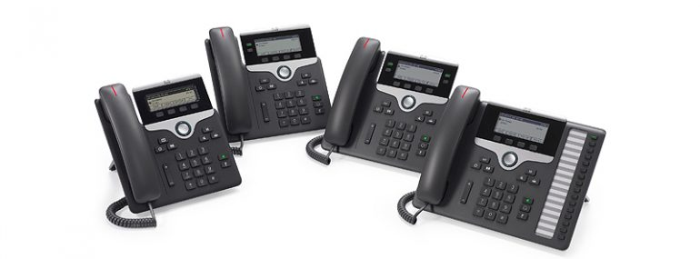 Cisco Multiplatform Phones