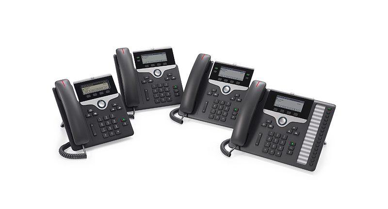 Cisco Multiplatform Phones