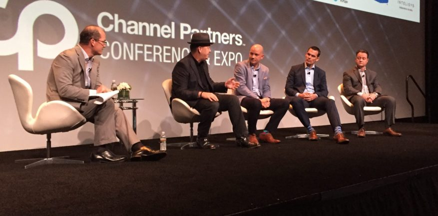 Master-Distributor Panel at Channel Partners
