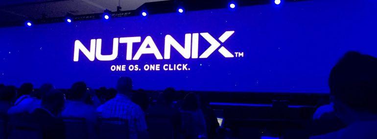 Nutanix NEXT