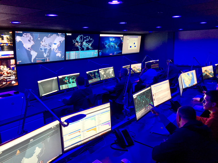TPX Security Operations Center