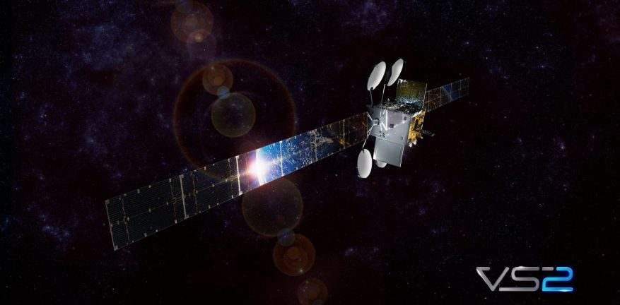 ViaSat-2 Satellite