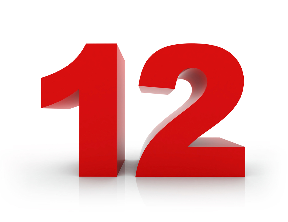Image result for 12