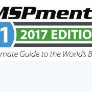MSPmentor 501 2017 North America Rankings 50 to 1