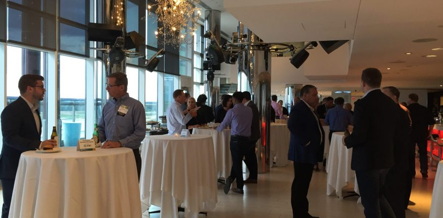 First-Time Attendee Reception at Channel Partners Evolution