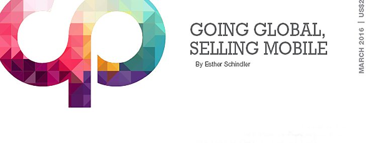 Going Global, Selling Mobile