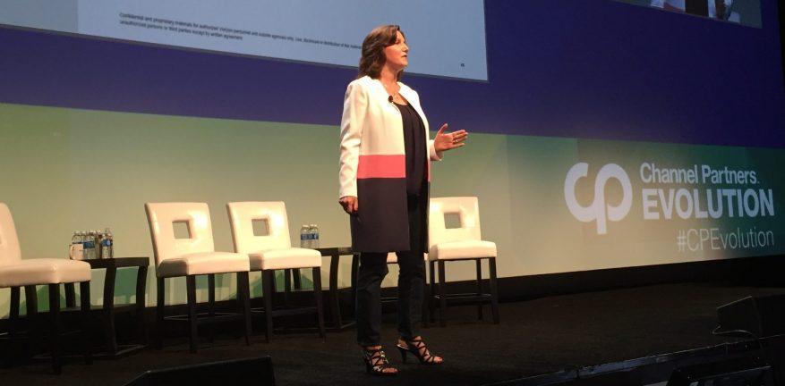 Verizon's Janet Schijns at Channel Partners Evolution