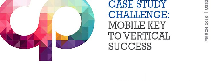 Case Study Challenge: Mobile Key to Vertical Succes