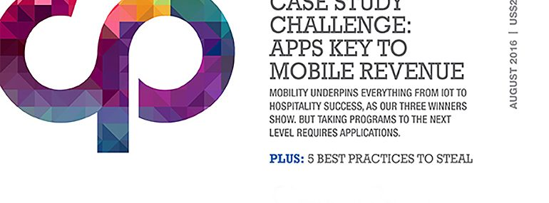 Case Study Challenge: Apps Key to Mobile Revenue