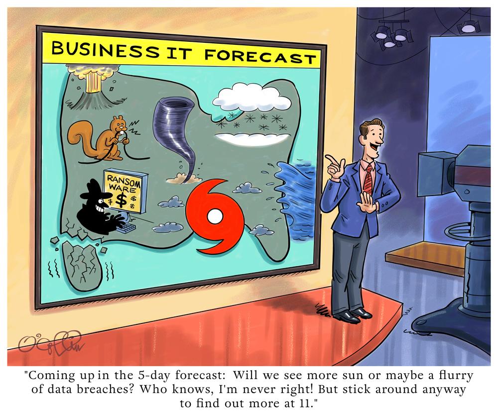 Sungard Malware Cartoon