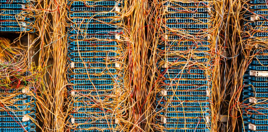 Telephone Copper Wire