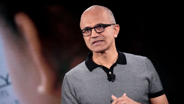 Microsoft Regains Turnaround Momentum on Strong Cloud Growth