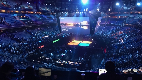 Microsoft Inspire Simplify is the Buzz Word on Day 1