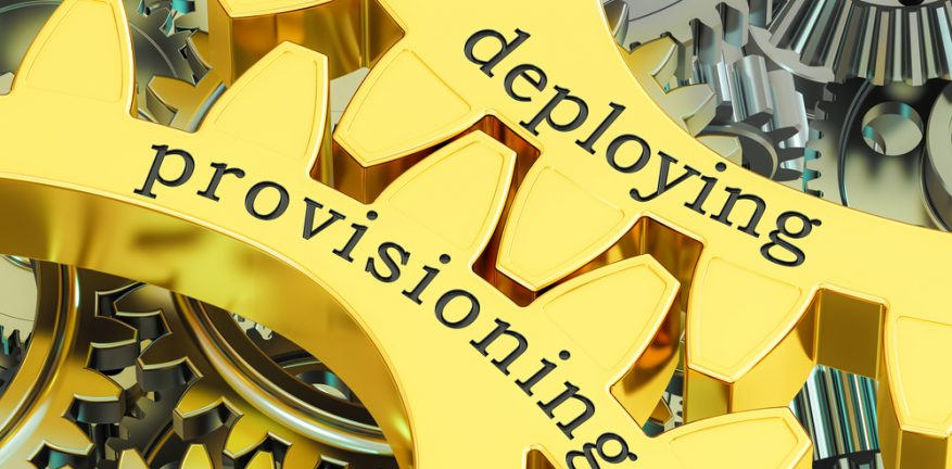 Deploying and Provisioning