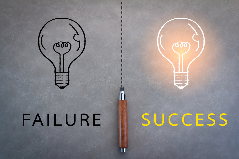 Failure vs. Success