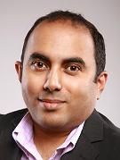 Tech Data's Harish Sathisan