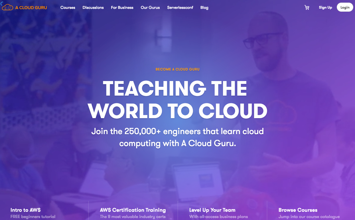Startup Plans to Expand Low-Cost, Online Cloud Training Beyond AWS
