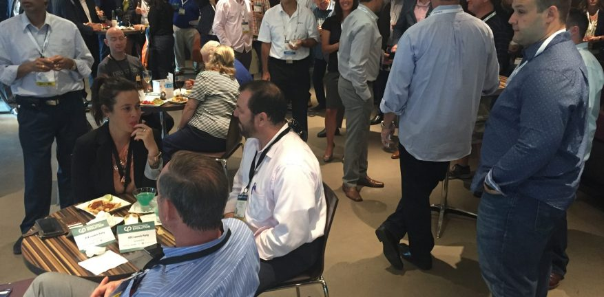 ATX Launch Party at Channel Partners Evolution