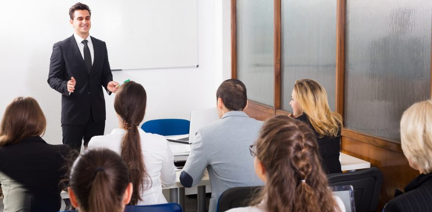 Adult Business Education