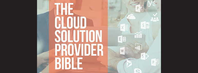 The Cloud Solution Provider Bible